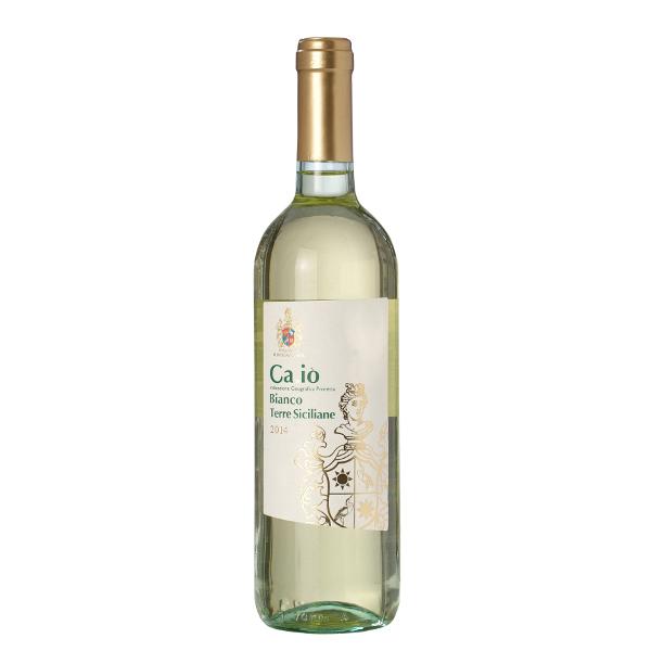 Ca de iò Bianco, frischer Weißwein aus Silzilien