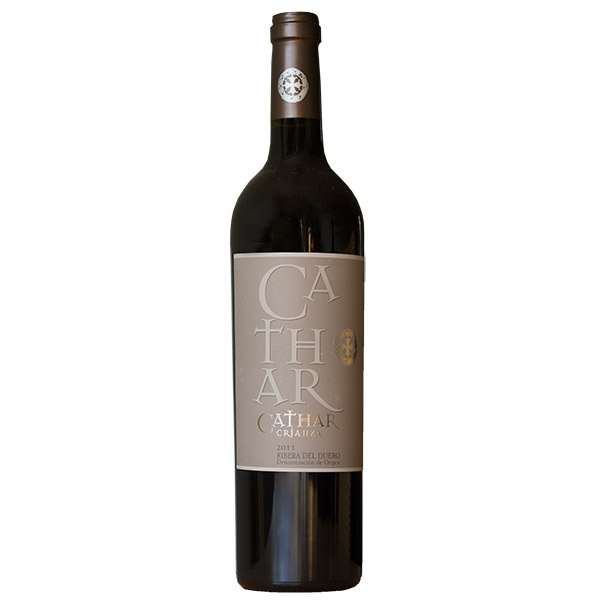 Cathar Vino Tinto Crianza DO