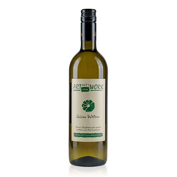 Grüner Veltliner St. Margarethen, Weißwein aus dem Burgenland