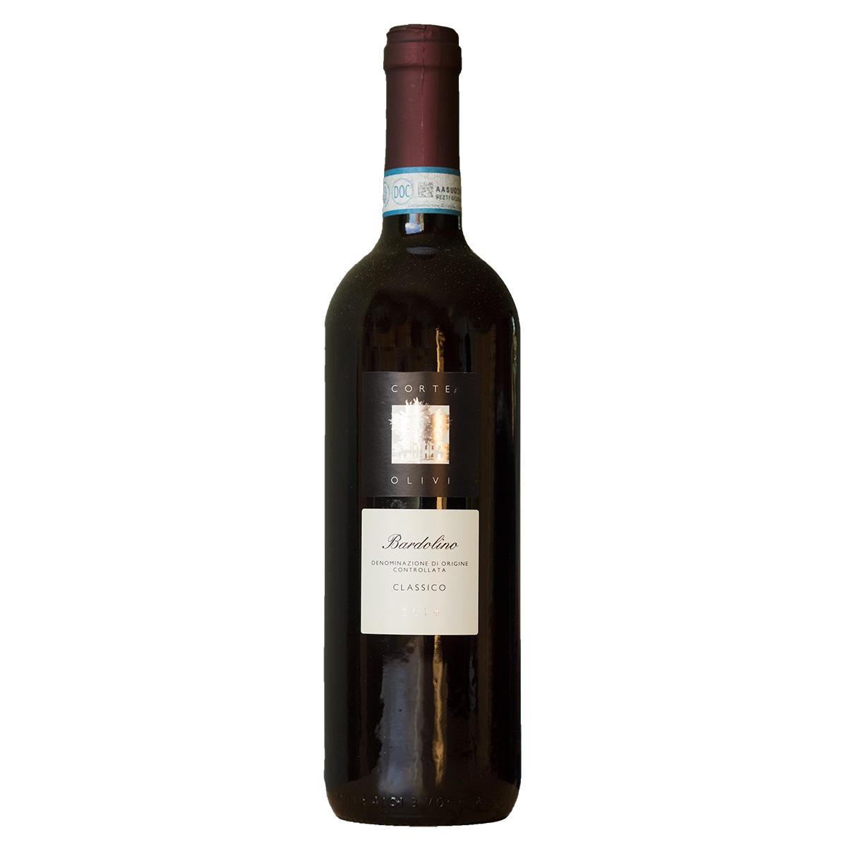 Leichter Rotwein vom Gardasee: Bardolino Classico