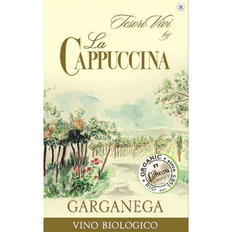 La Cappuccina Garganega IGT Vino Biologico