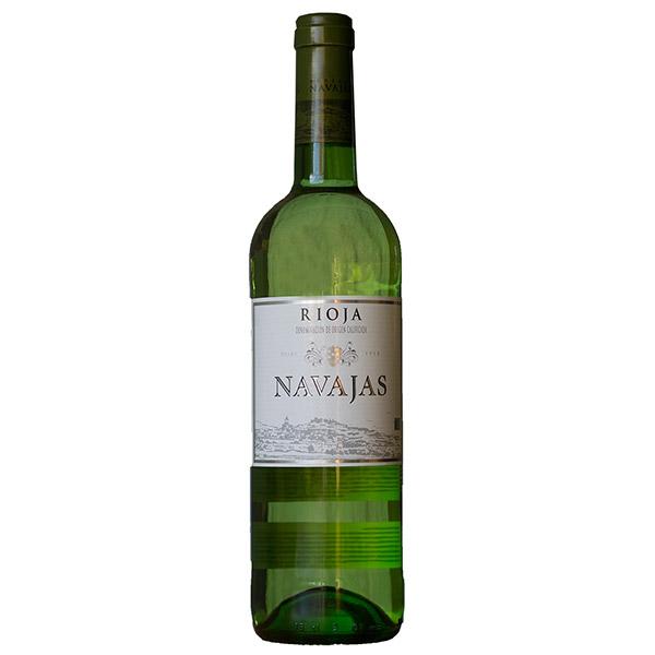 Navajas Vino Blanco DOCa Rioja