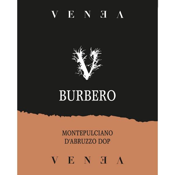 Venea Burbero Montepulciano d´Abruzzo 100%