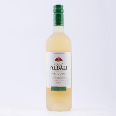 Vina Albali Verdejo. Spanischer Weißwein