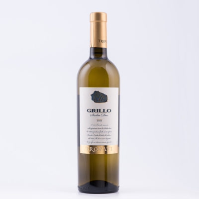 Trovati Grillo. Sizilianischer Weißwein
